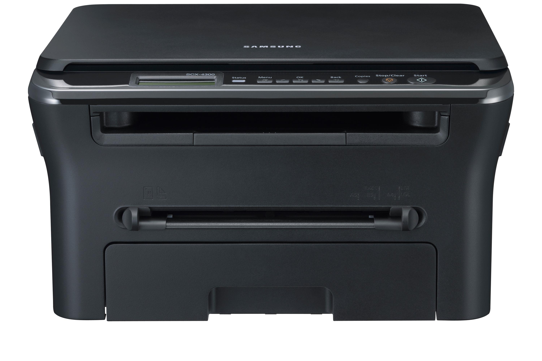 Принтер scx 4300 драйвер скачать