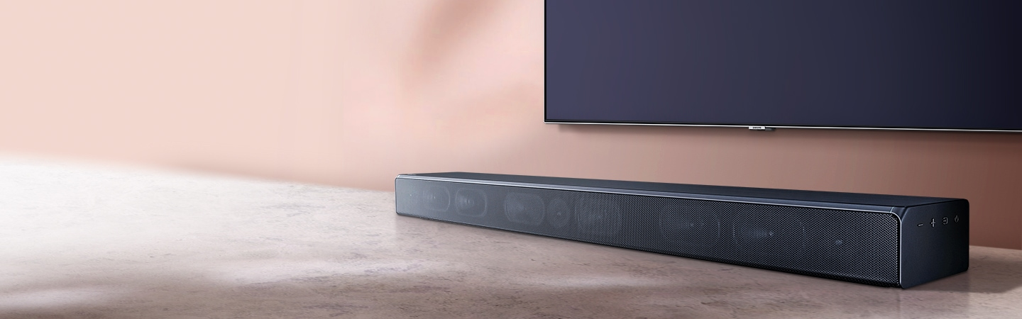 The best soundbar, mastered for QLED TV