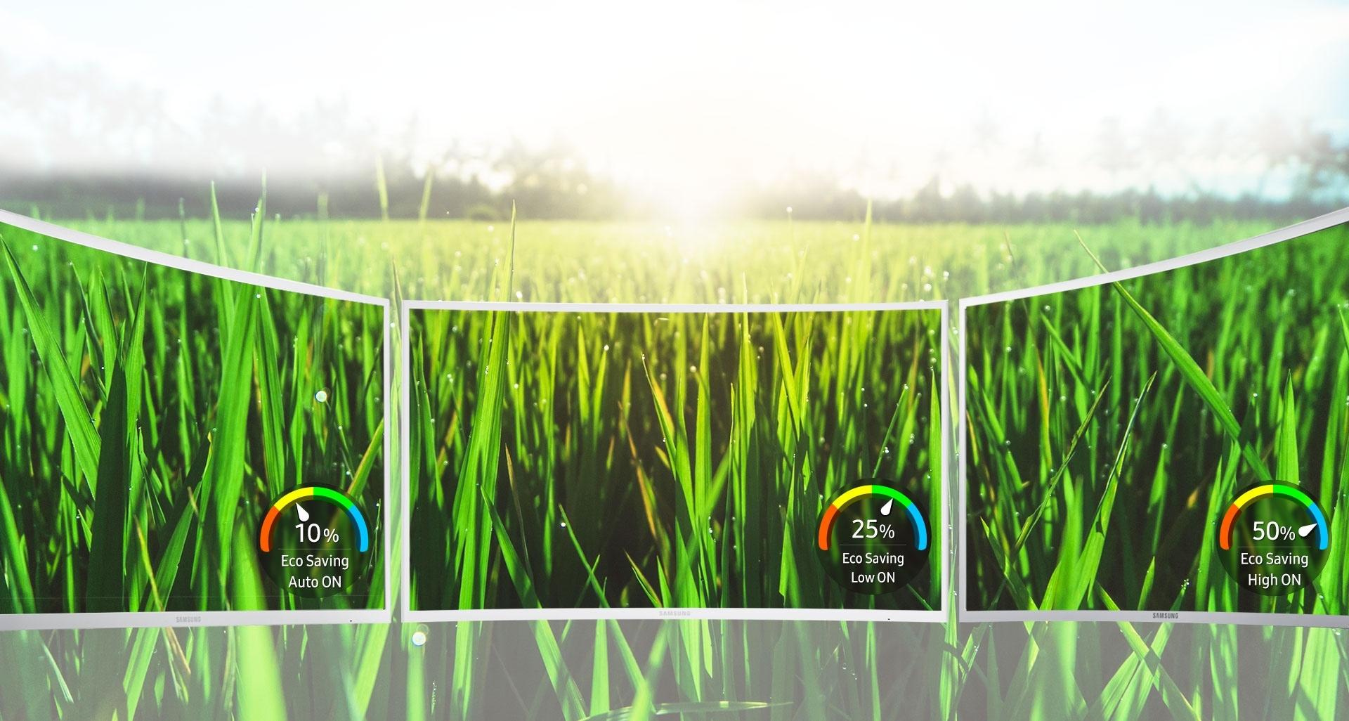 Экологичная технология от Samsung сокращает потребление энергии и влияние на окружающую среду