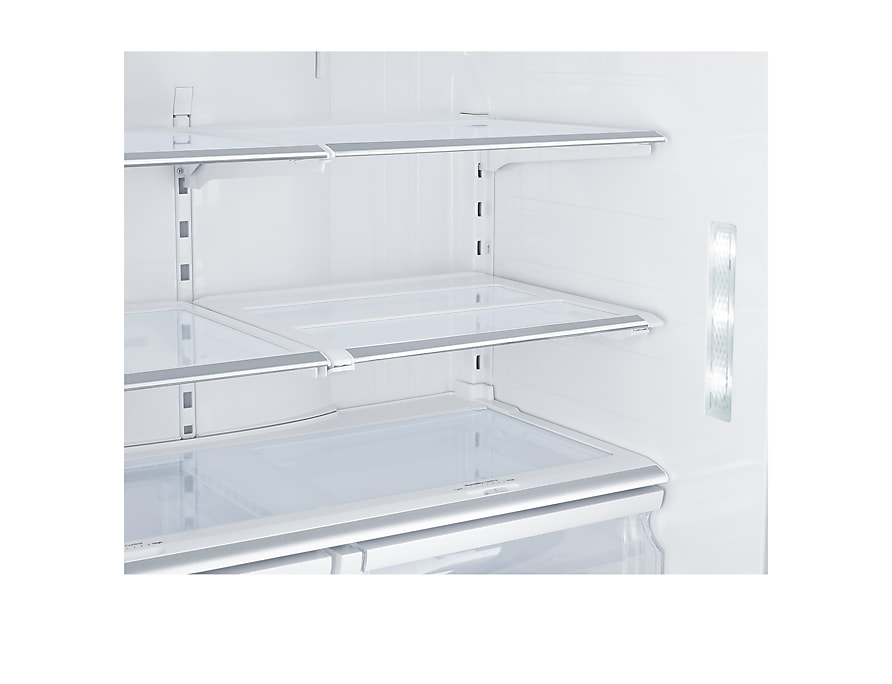 Холодильник Samsung RF24FSEDBSR Foldable Shelf1 Silver