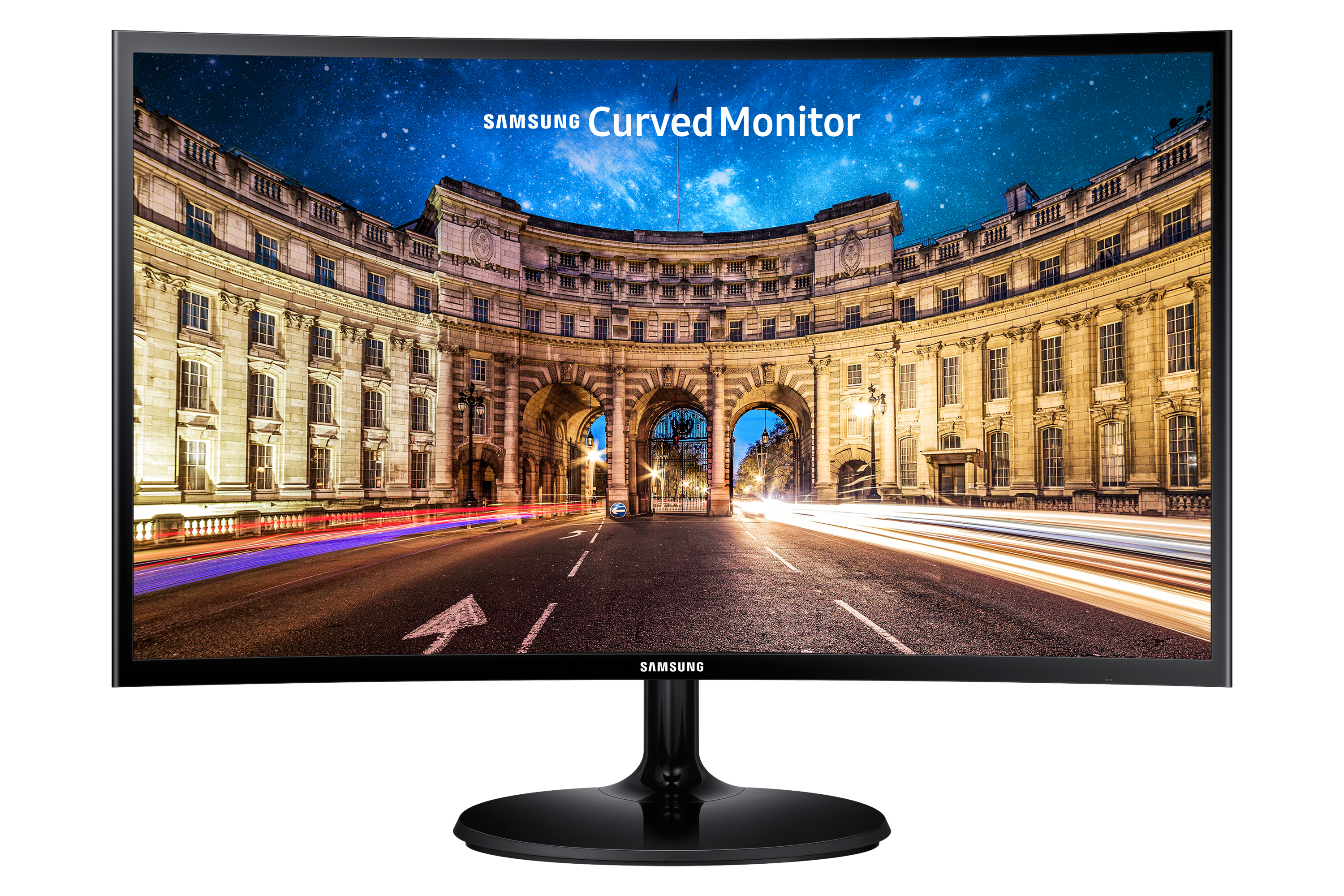 """Monitor 23.5"""" Curved"""