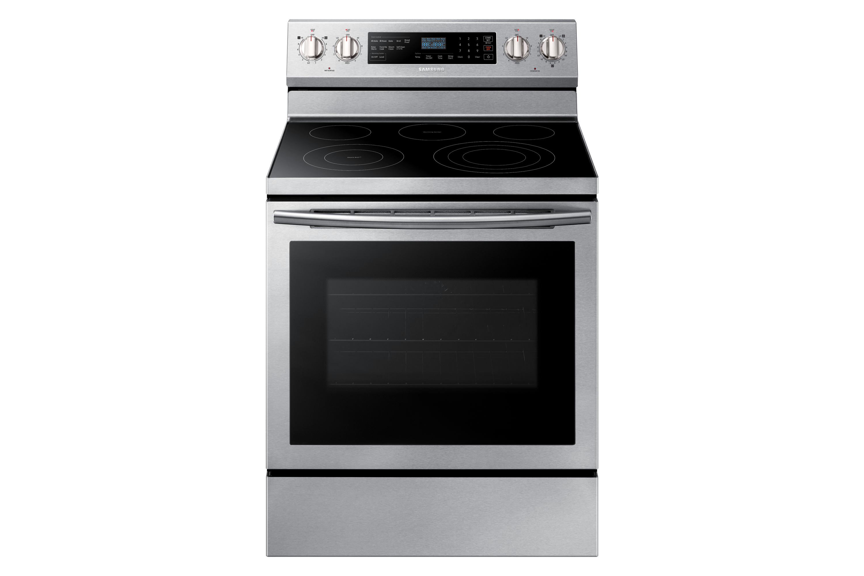 NE5000N Horno con True Convection, 5,9 cu.ft.