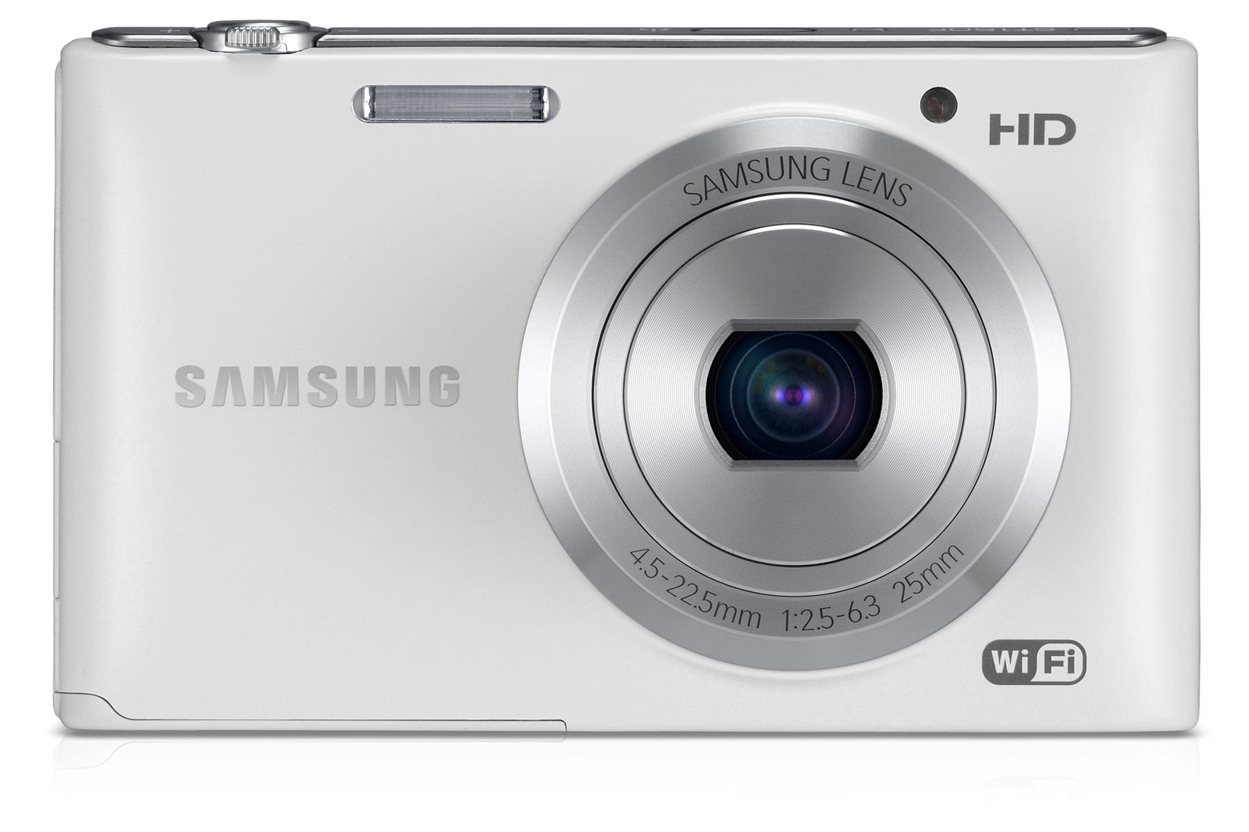 SAMSUNG ST150F Front White