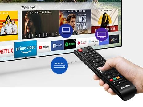 3. Funciones Smart Hub y One Remote