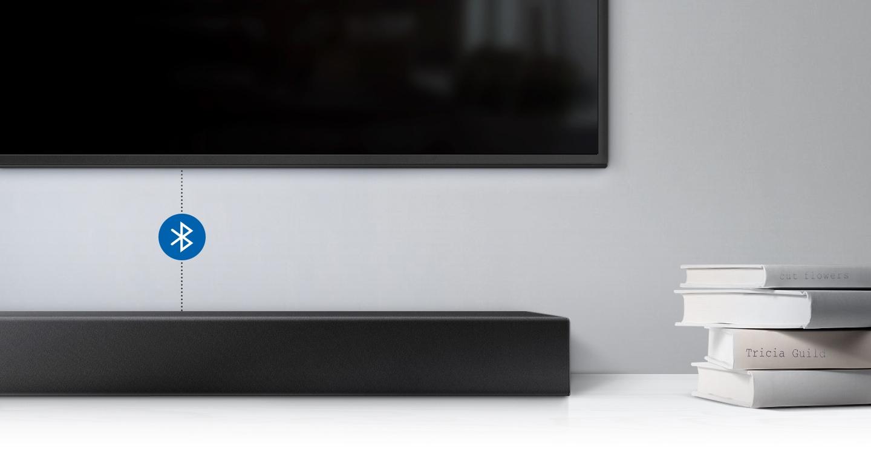 Conexión inalámbrica con el televisor