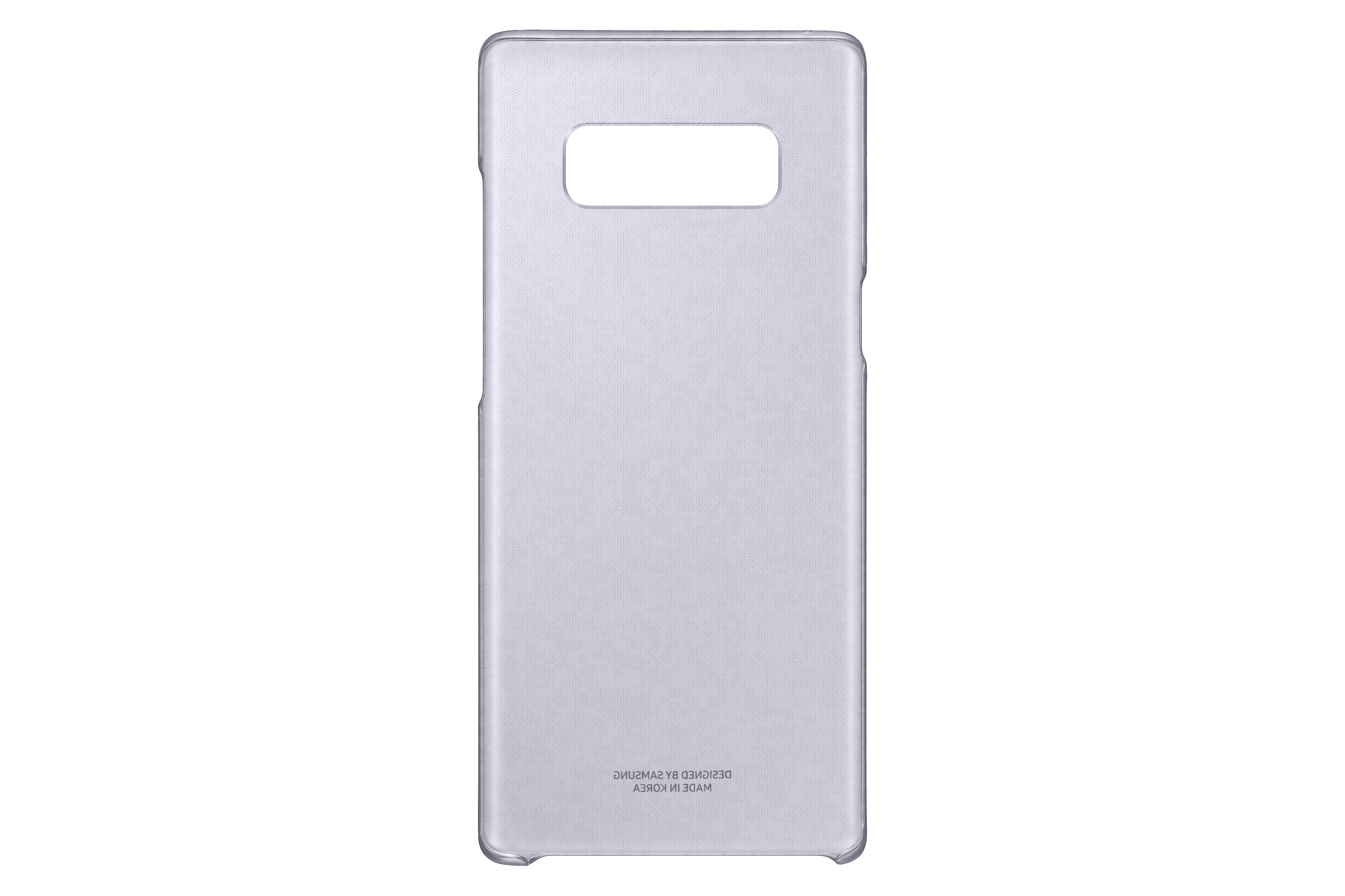 Galaxy Note8 Clear Cover