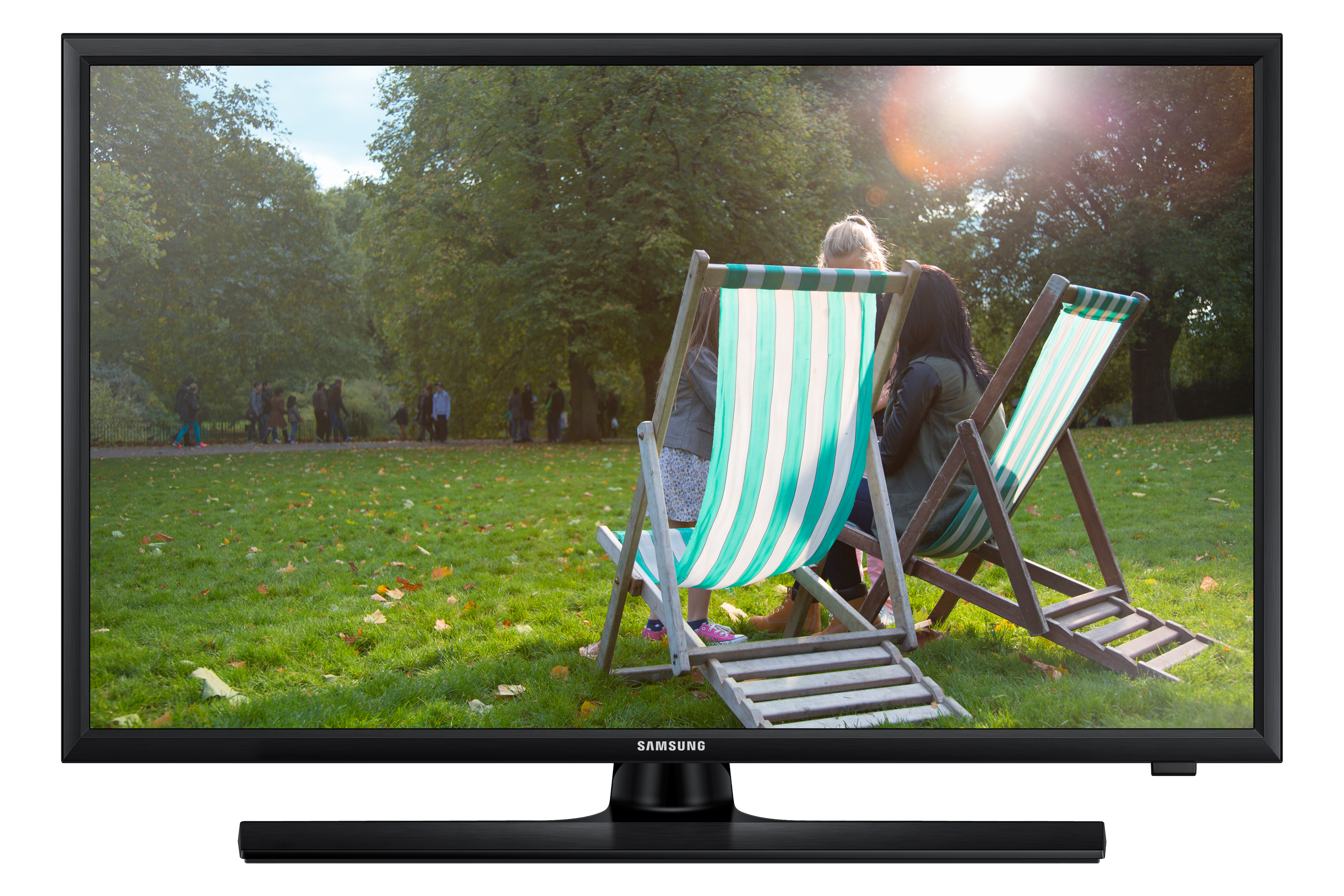 "27,5"" TV Monitor con  Picture-In-Picture Plus+"