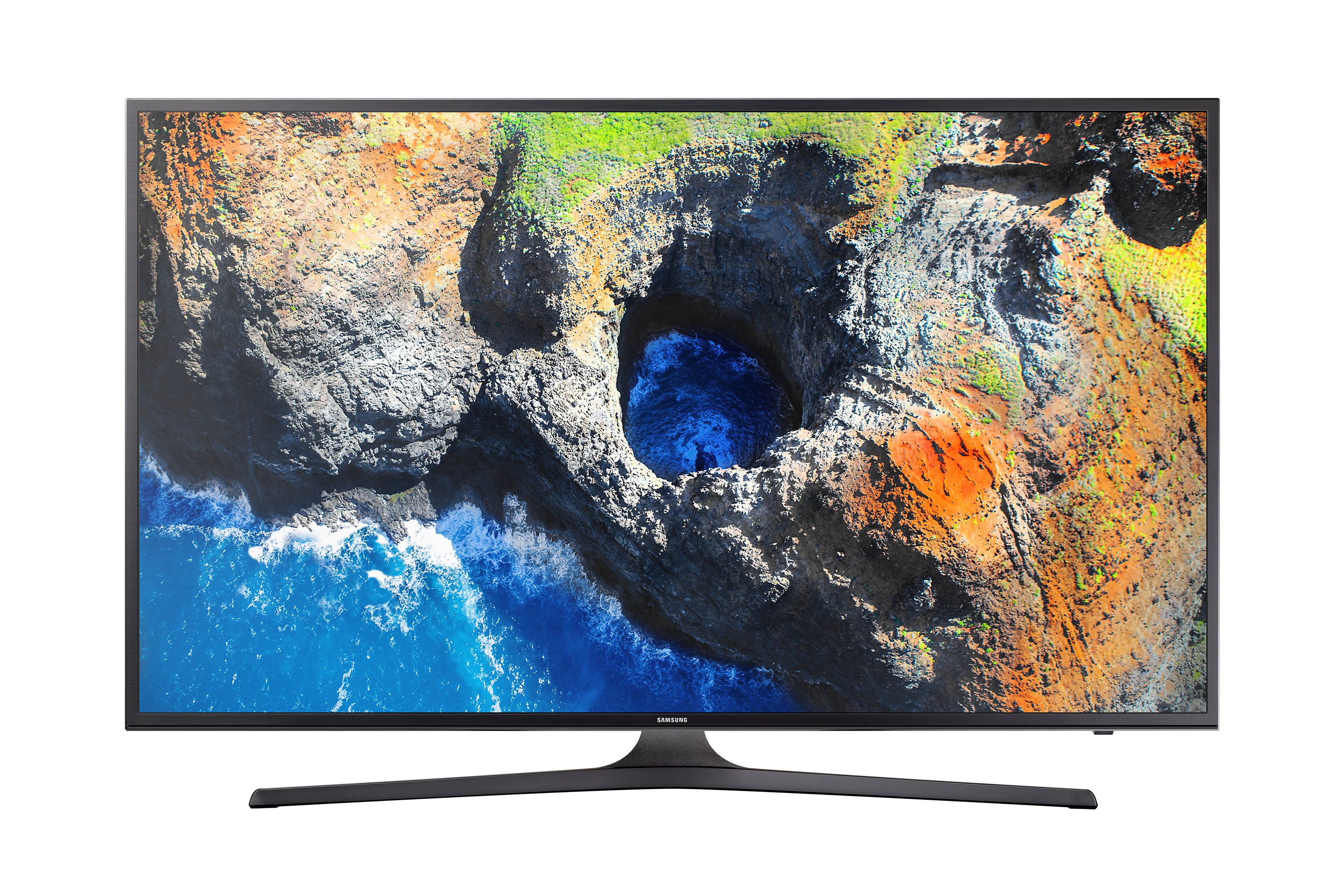 "55"" UHD 4K Flat Smart TV MU6300 Series 6"