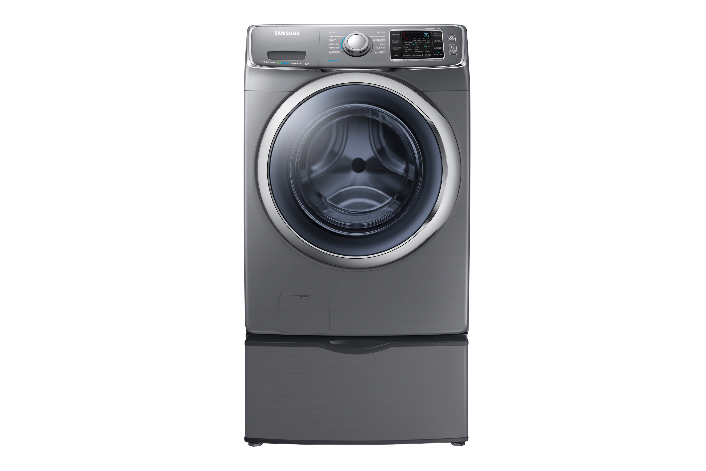 WF5000H Washer con Large Capacity, 20 kg