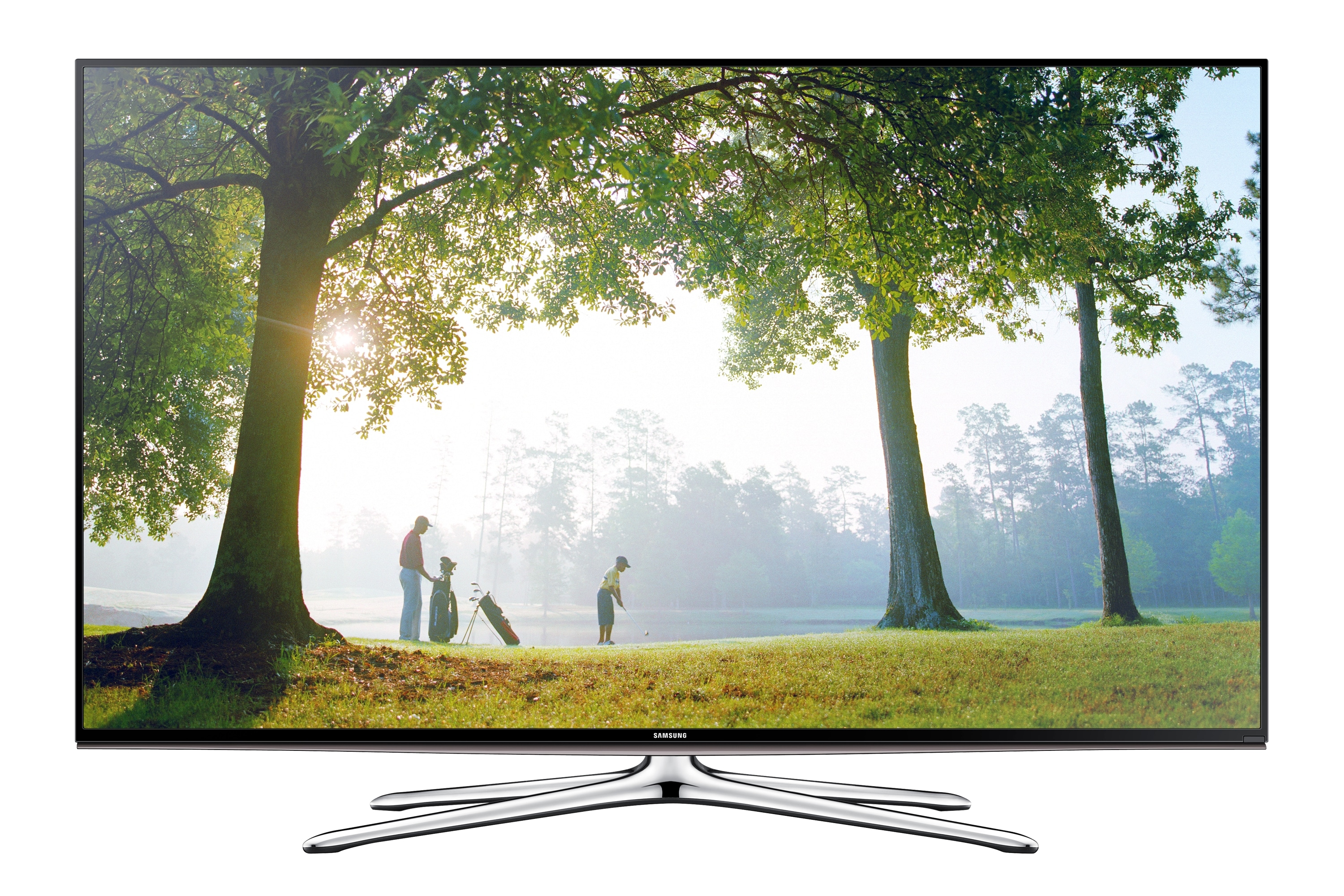 "55"" Full HD Flat Smart TV H6300 Series 6"