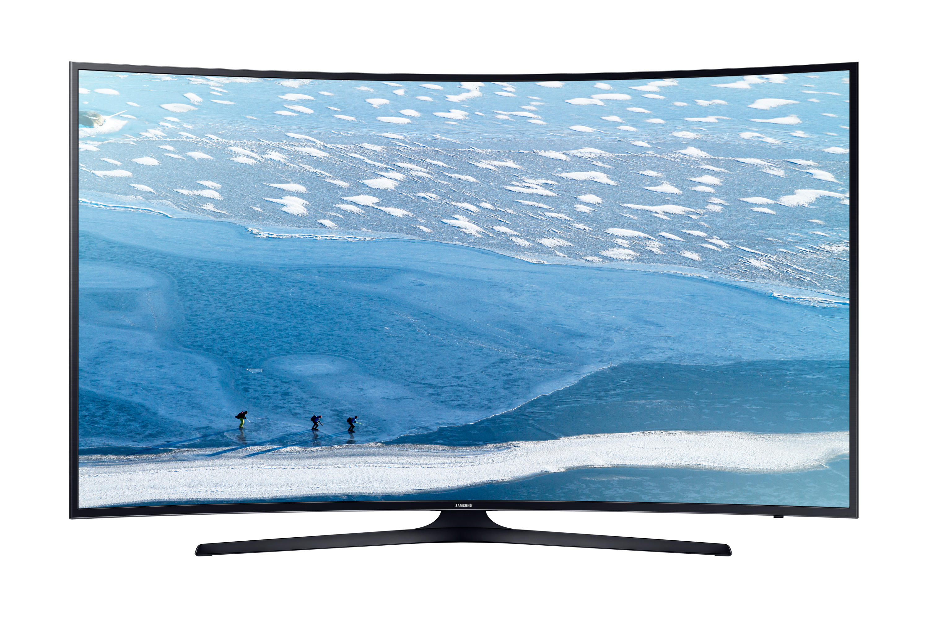 "55"" KU6300H Curved Smart  4K UHD TV"