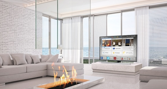 Advanced displays offer design sophistication and guest-centric capabilities ideal for luxury hotels