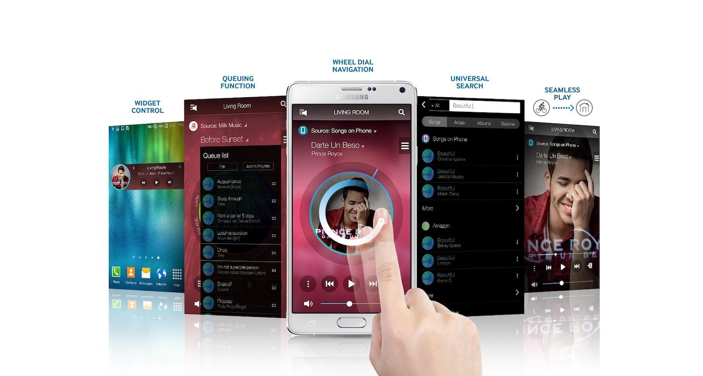 New Multiroom App