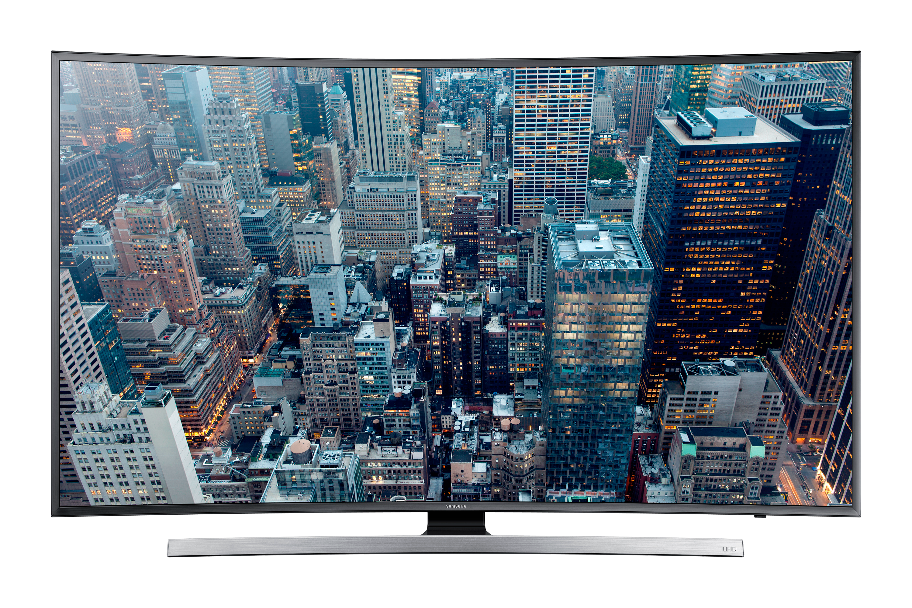 "55"" JU7500F Curved Smart  4K UHD TV"