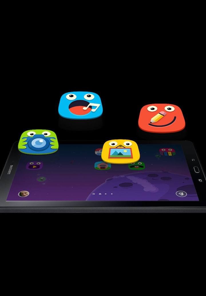 Digital playground for kids