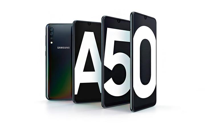 Galaxy A50 Sm A505fzbcmid Samsung Business Levant