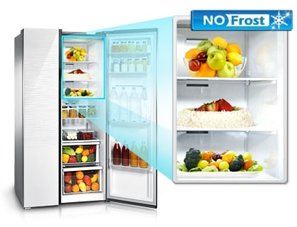Bring frost-free freshness into your kitchen