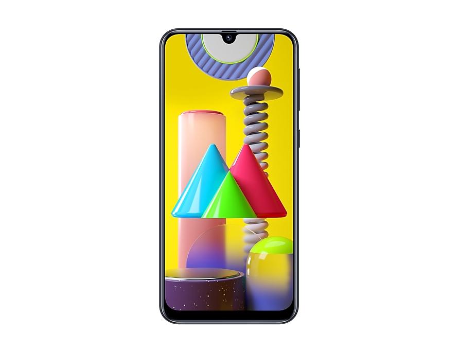 Buy Galaxy M31 Dual Sim Black 128gb Samsung Levant