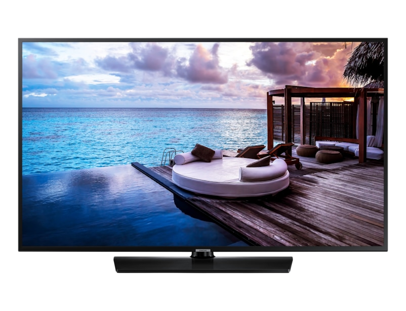 Samsung Commercial Displays >> Samsung Commercial Lite Uhd Smart Hospitality Display