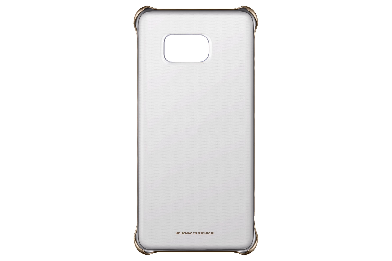 Galaxy S6 edge+ skaidrus dėklas