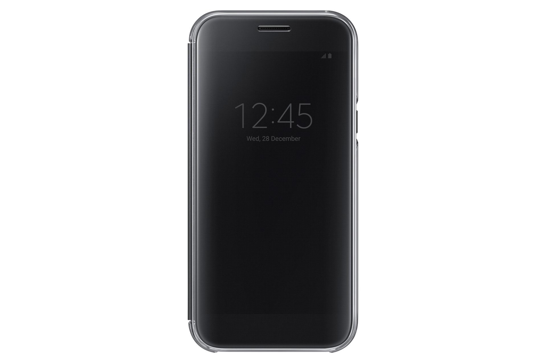 Galaxy A5 (2017) Clear View Dėklas