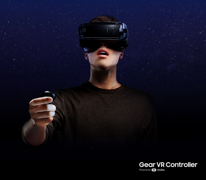 Take control of virtual reality
