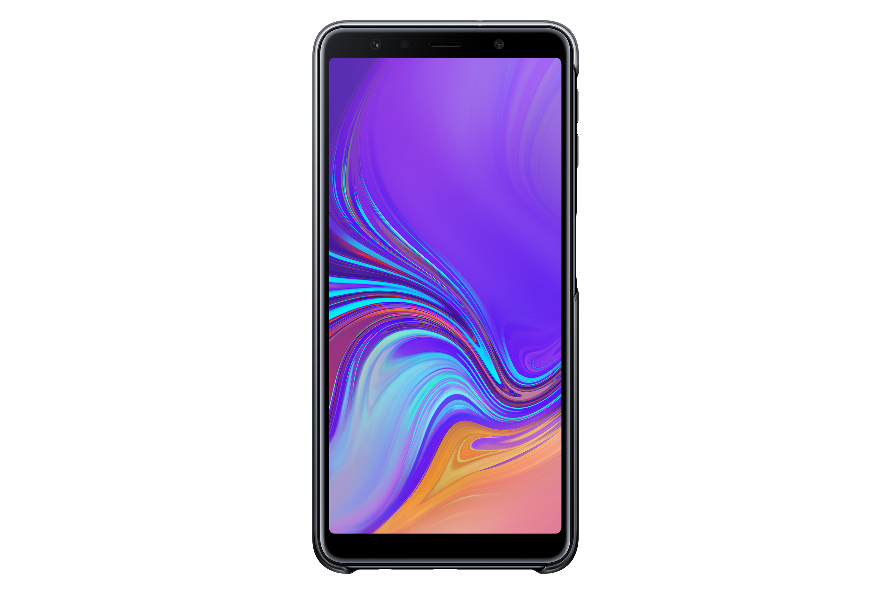 "Galaxy A7 (2018) dėklas ""Gradation"""