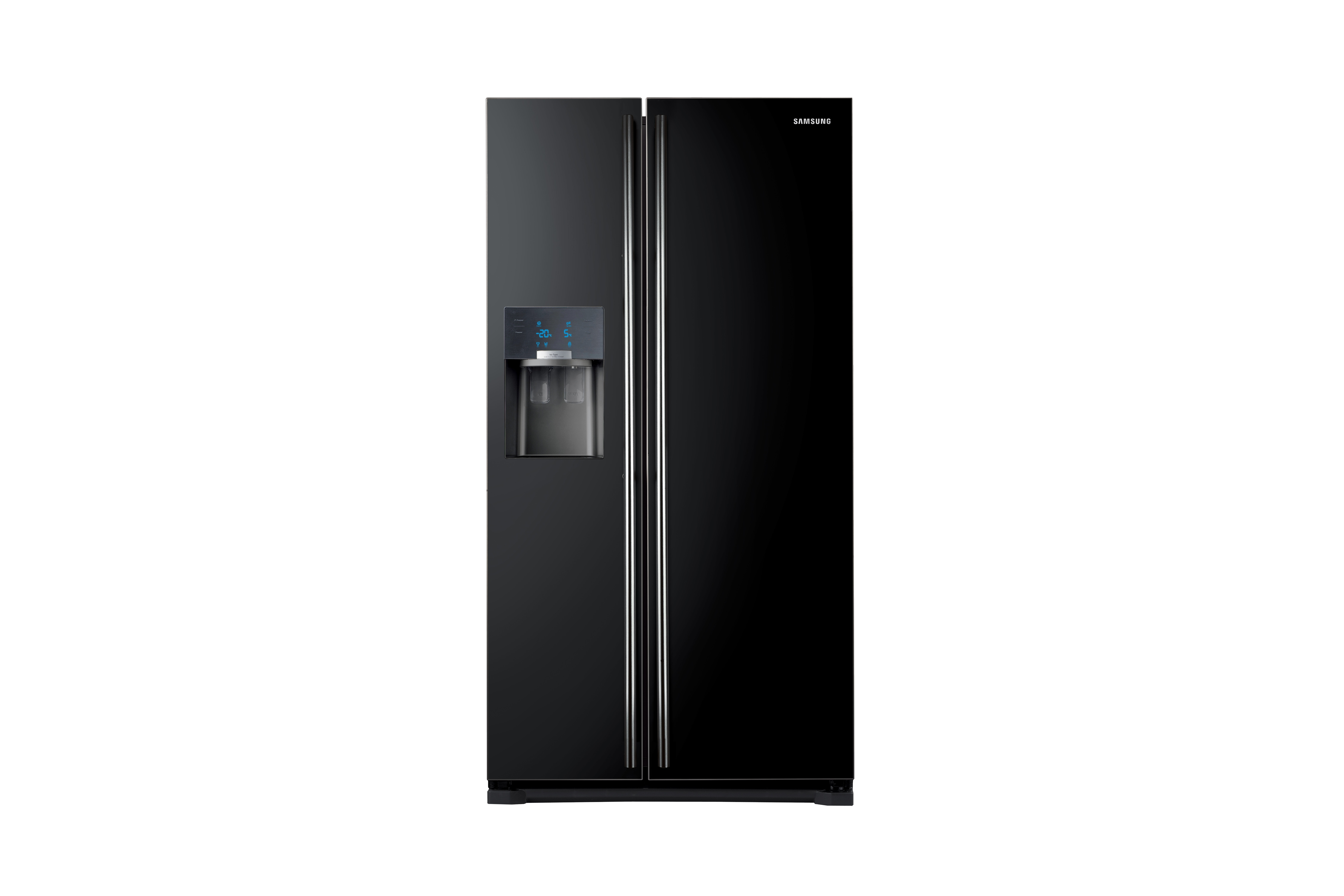 RS7567THCBC - SBS,  Twin Cooling sistema, 537 l