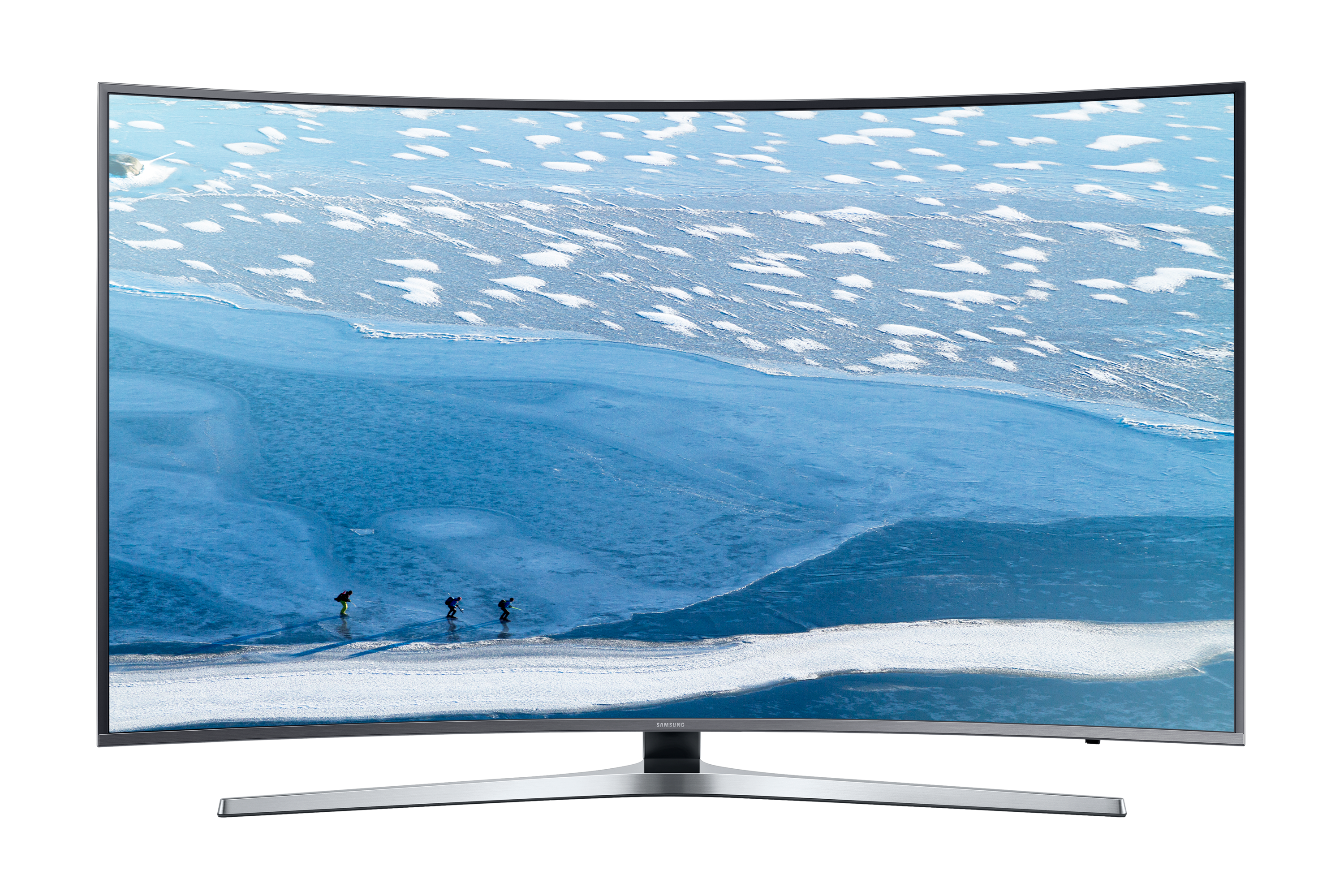 "49"" UHD 4K Curved Smart TV  KU6652 serija 6"
