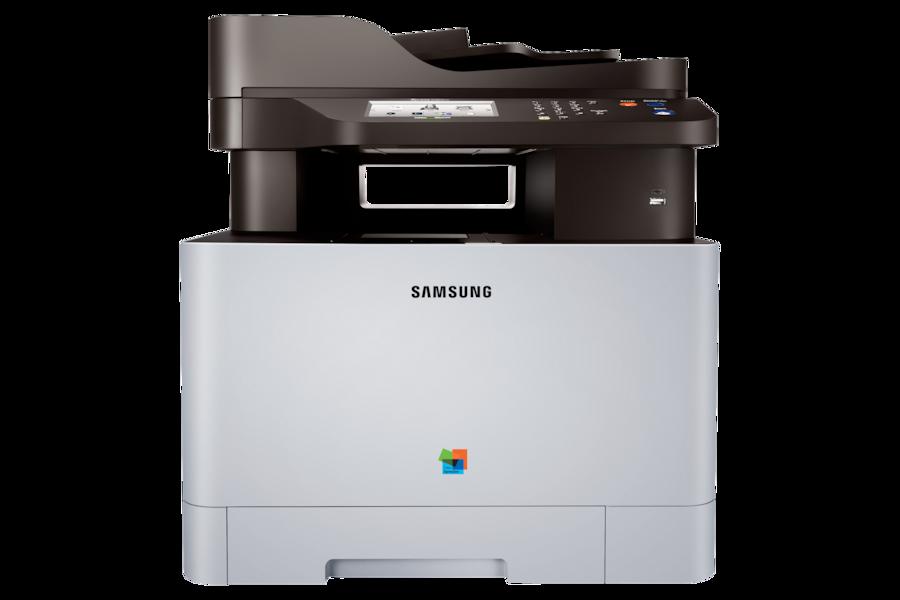 Xpress C1860FW spalvotas  daugiafunkcinis įrenginys  (18 ppm) C1860FW Pirmyn Pilka