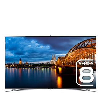 40 F8000 8. serija SMART 3D Full HD slim LED TV