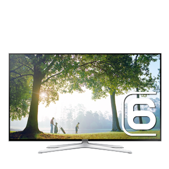 UE65H6400AK 65'' Samsung S6 Smart LED TV H6400