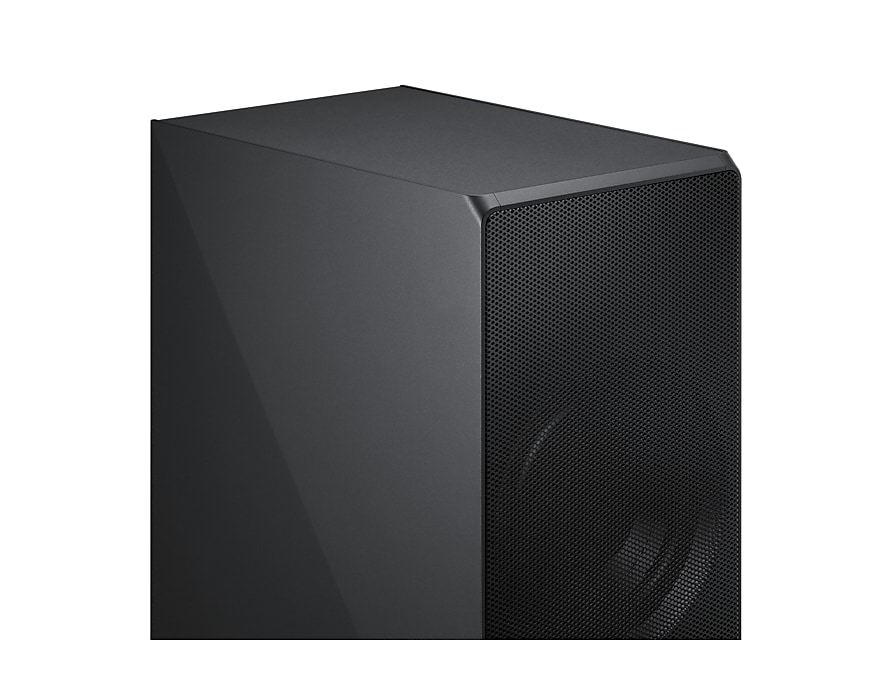 subwoofer-detail black
