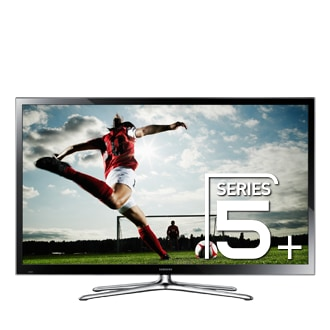 60'' Samsung S5 Smart Plasma TV F5500