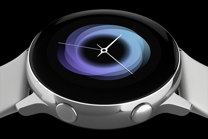 The next generation Galaxy Watch Active