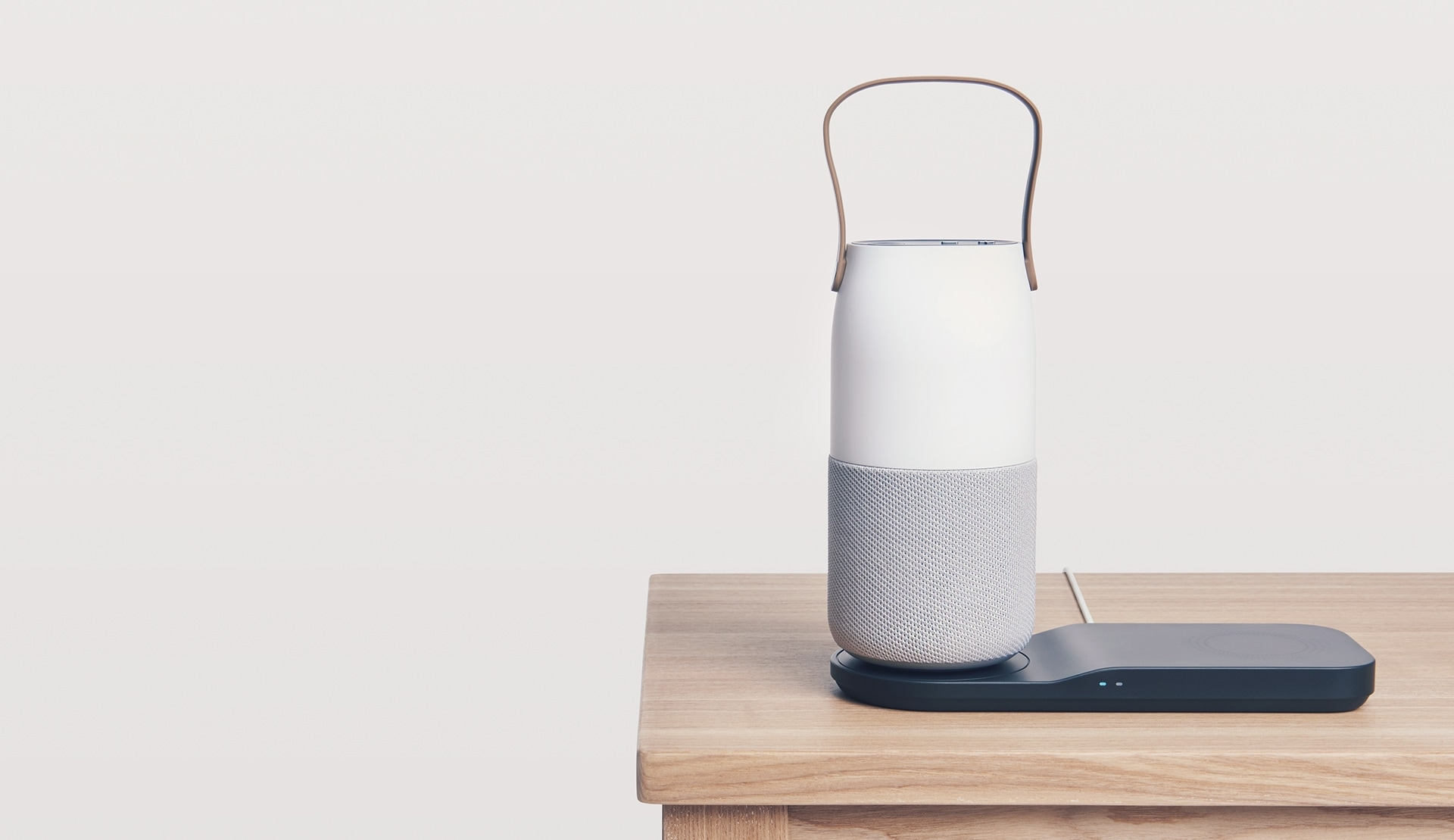 Wireless Speaker Bottle Design