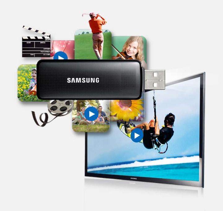 Ve películas desde tu USB