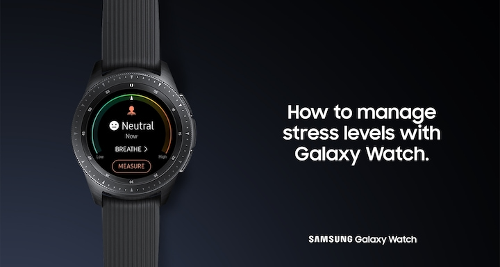 Explora el Galaxy Watch