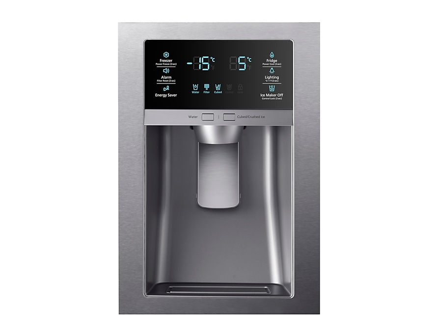 Water Dispenser Silver