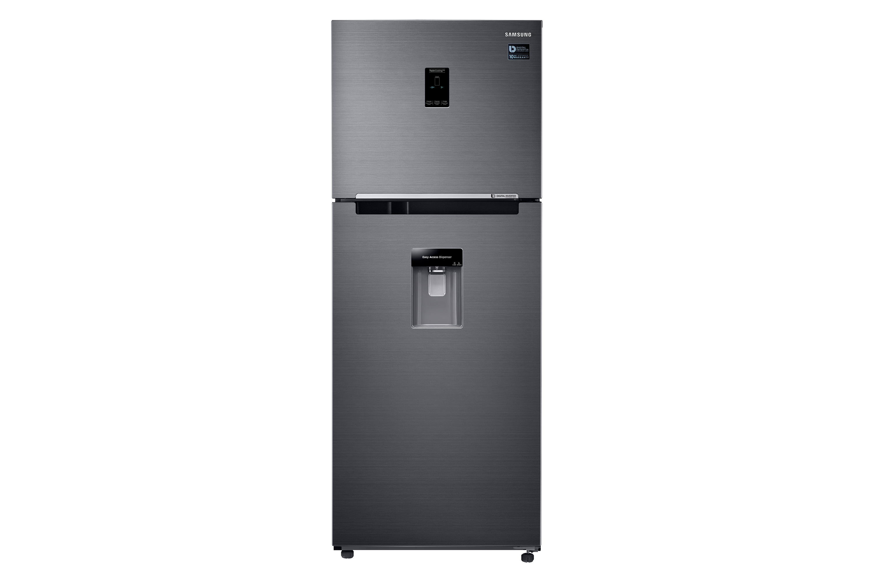 Top Mount de 14 cu ft con Twin Cooling Plus