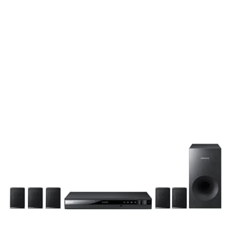 DVD Home Entertainment System E330