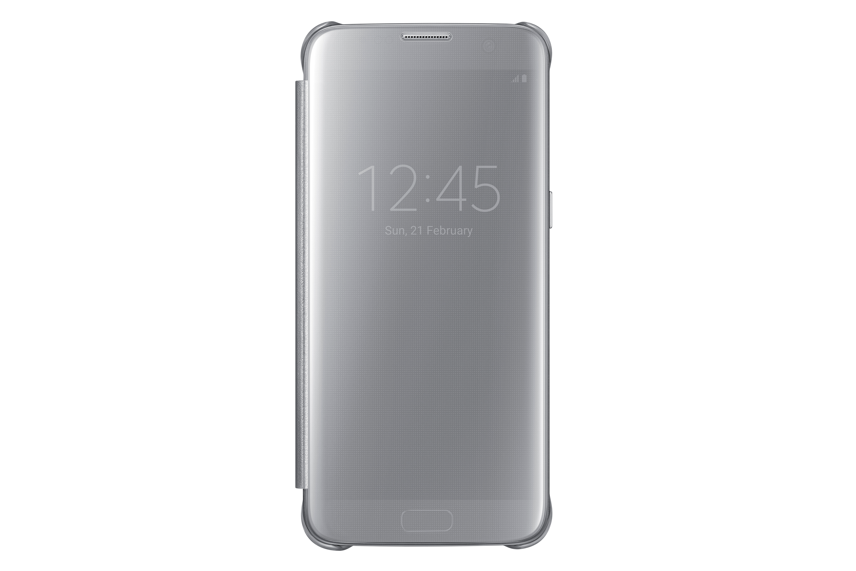 S7 edge Clear View Cover