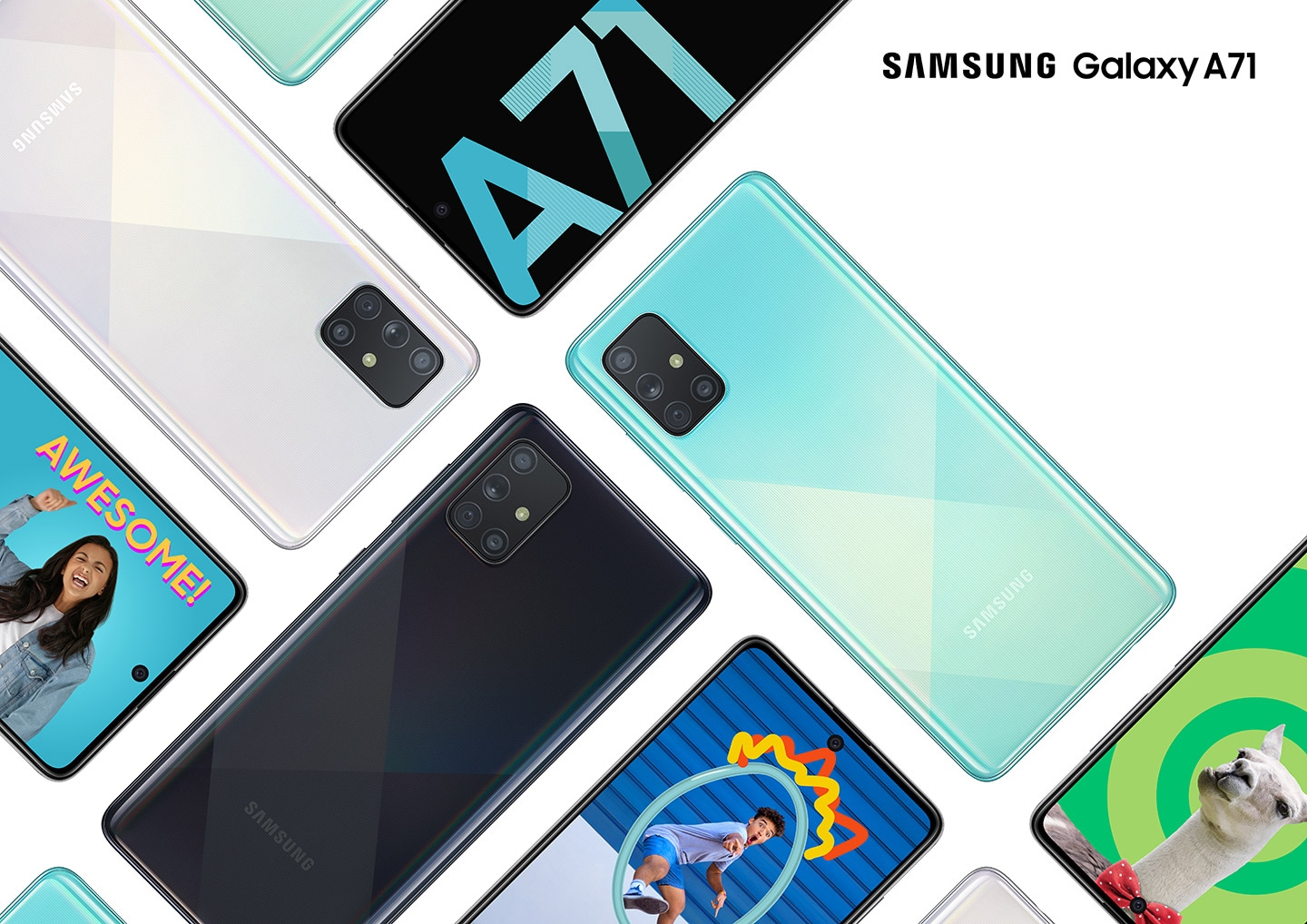 Samsung Galaxy A71 Price in Malaysia & Specs | Samsung MY