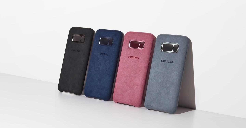 samsung galaxy s8 case alcantara