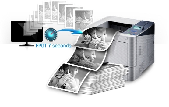 Work better with Fast Speed printing performance