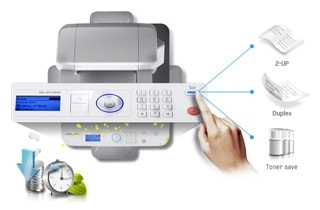 Streamline work with easy-to-use printers