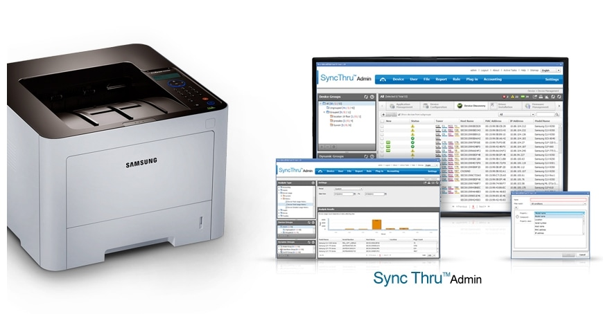 Central print usage control to save more resources