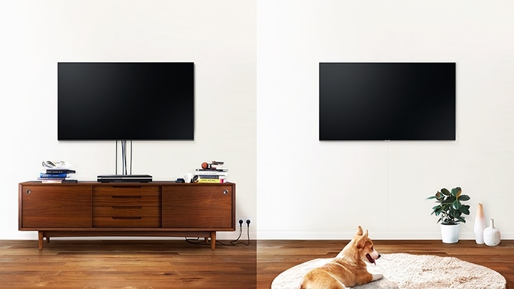Q7F 4K Smart QLED TV: Invisible Connection