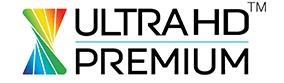 KS7500 4K Curved Smart SUHD TV: Logo Image of Ultra HD premium