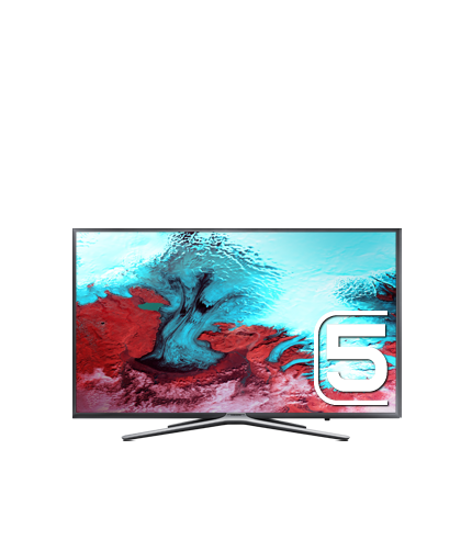 "55"" K5500 Smart Full HD TV: Front Black"